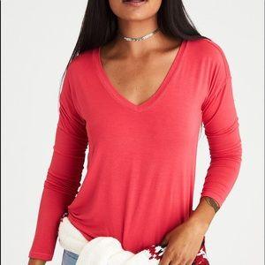 soft & sexy vneck t-shirt
